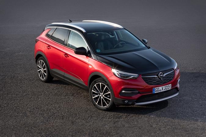 Elektriklenme başladı: Opel Grandland X Hybrid4