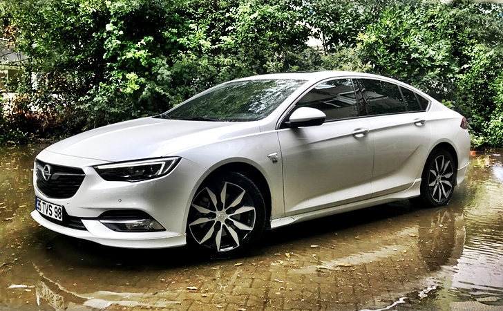 Opel Insignia Grand Sport 1 6 Cdti At