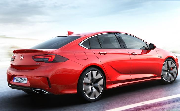 GSi geri dönüyor: Opel Insignia GSi