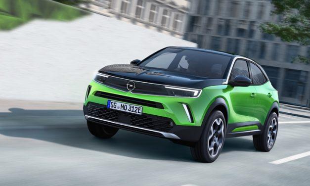 Ve işte karşınızda: Yeni nesil Opel Mokka