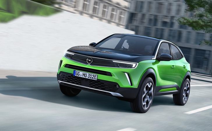 Satışa sunuldu: Yeni nesil Opel Mokka