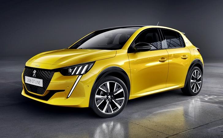 Ve işte karşınızda: Yeni Peugeot 208
