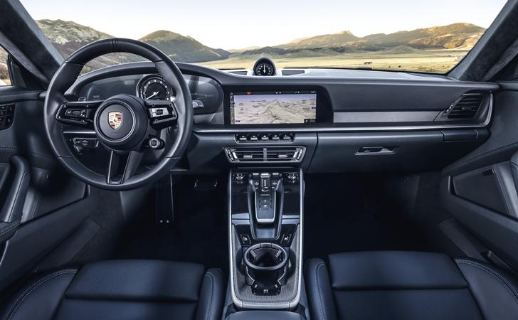2019 992 porsche 911 carrera s 4s