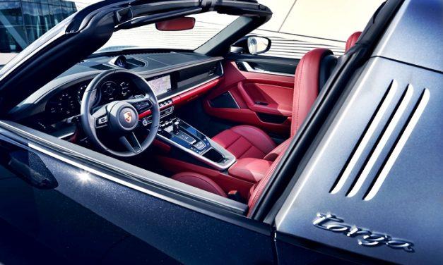 Ve işte karşınızda: Porsche 911 Targa