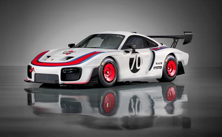 Moby Dick geri döndü: Porsche 935