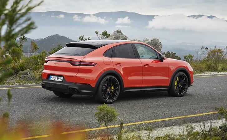 Neden olmasın? Porsche Cayenne Coupe