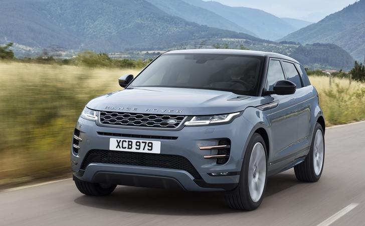 Ve işte karşınızda: Yeni nesil LR Range Rover Evoque