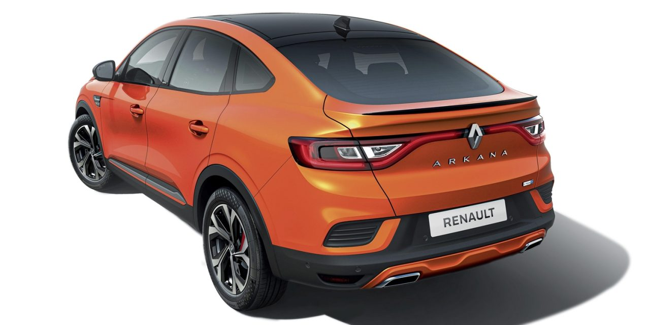 Avrupalı Renault Arkana tanıtıldı
