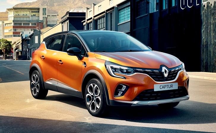 Ve işte karşınızda: Yeni nesil Renault Captur