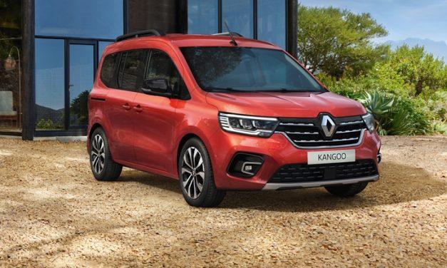 Ve işte karşınızda: Yeni nesil Renault Kangoo ve Express