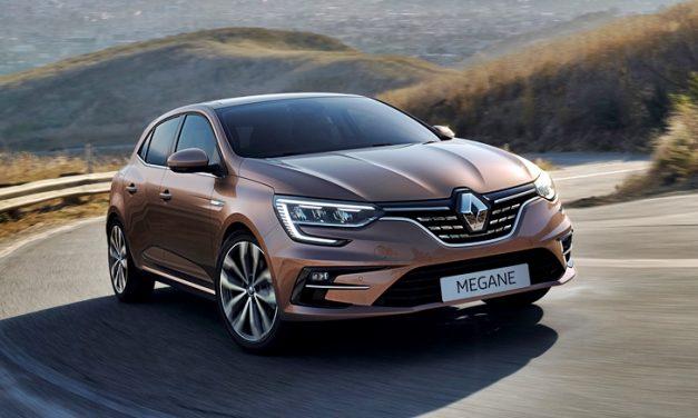 Makyajıyla karşınızda: Renault Megane