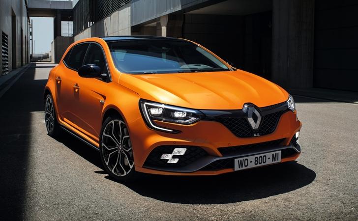 Hazır, başla: Yeni nesil Renault Megane R.S.