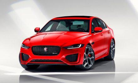 Satışa sunuldu: Makyajlı Jaguar XE