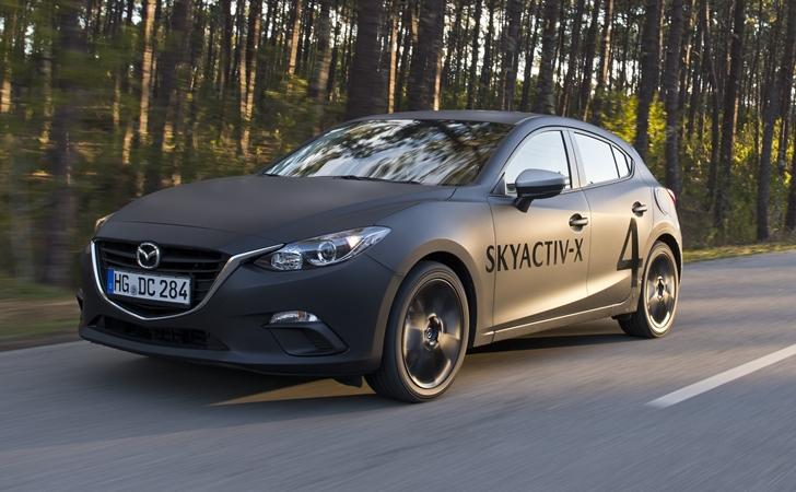Detayları belli oldu: Mazda Skyactiv-X