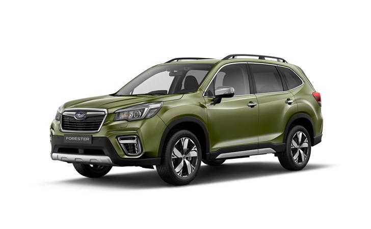 Satışa sunuldu: Subaru Forester e-Boxer