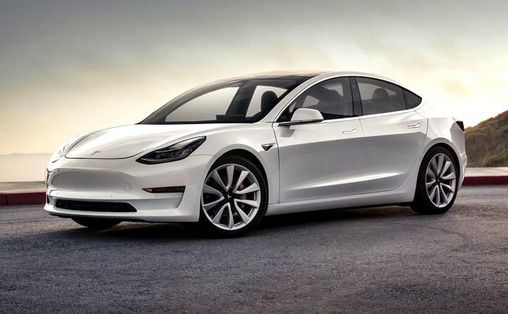 Ve işte karşınızda: Tesla Model3