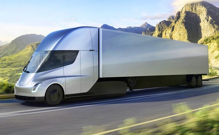 Yeni Tesla bombası: Tesla Semi