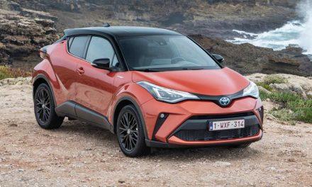 Satışa sunuldu: Makyajlı Toyota C-HR