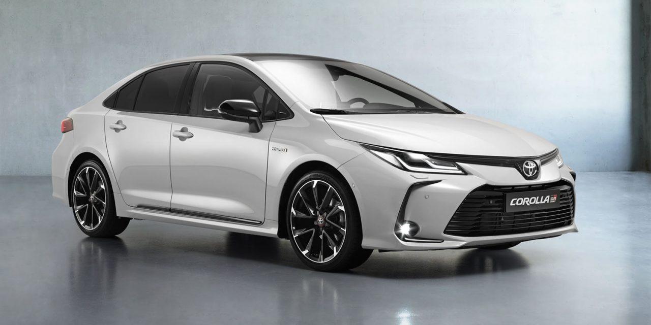 Sadece şekil: Toyota Corolla GR Sport