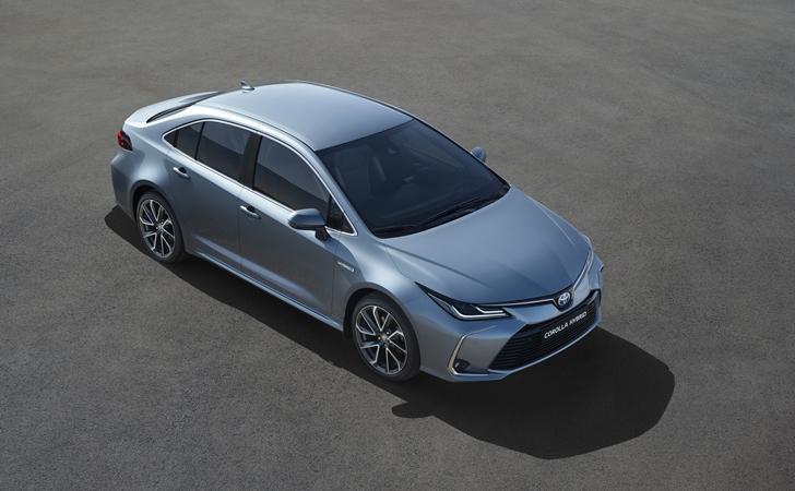 Satışa sunuldu: Yeni nesil Toyota Corolla Sedan