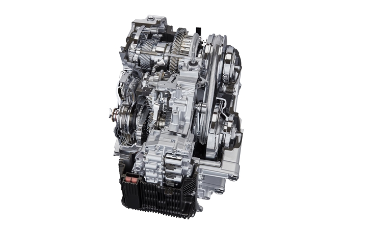 Toyota'dan CVT ayarı: Direct Shift CVT