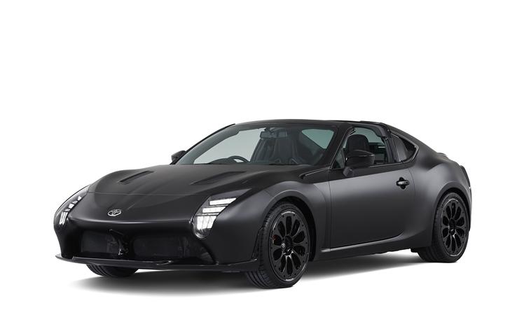 Toyota'nın yeni keyif merkezi: GR HV Sports