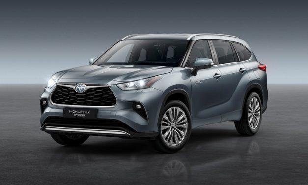 Avrupa yolcusu: Toyota Highlander