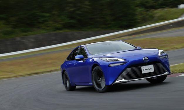 Yeni nesliyle karşınızda: Toyota Mirai