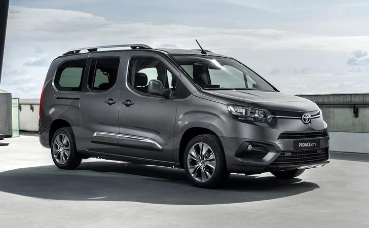 PSA ticarilerine Japon kuzen: Toyota Proace City