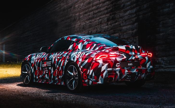 Geri sayım başladı: Toyota Supra