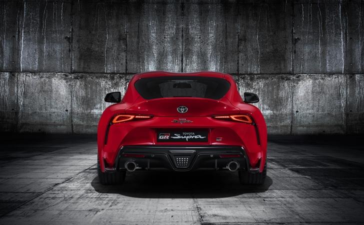 yeni kasa Toyota supra 2019