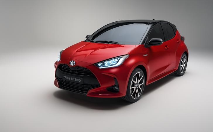 Ve işte karşınızda: Yeni nesil Toyota Yaris