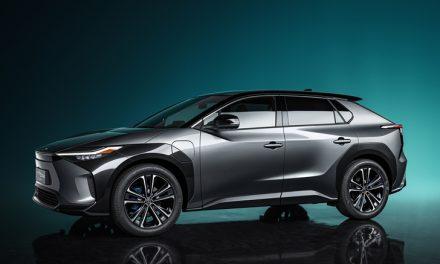 Sonunda elektrikli: Toyota bZ4X