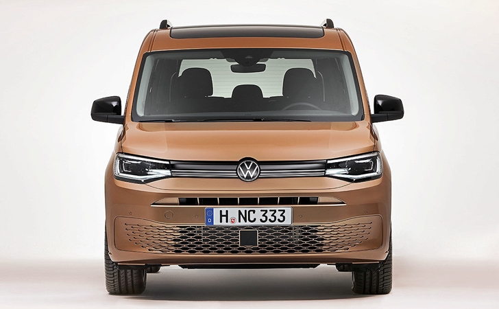 yeni kasa vw caddy 2021