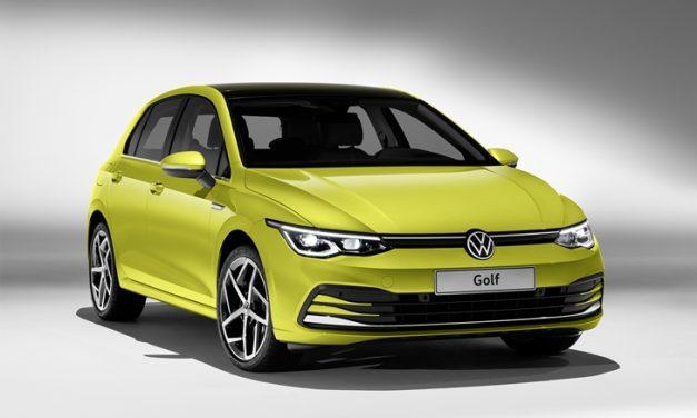 Satışa sunuldu: VW Golf 8