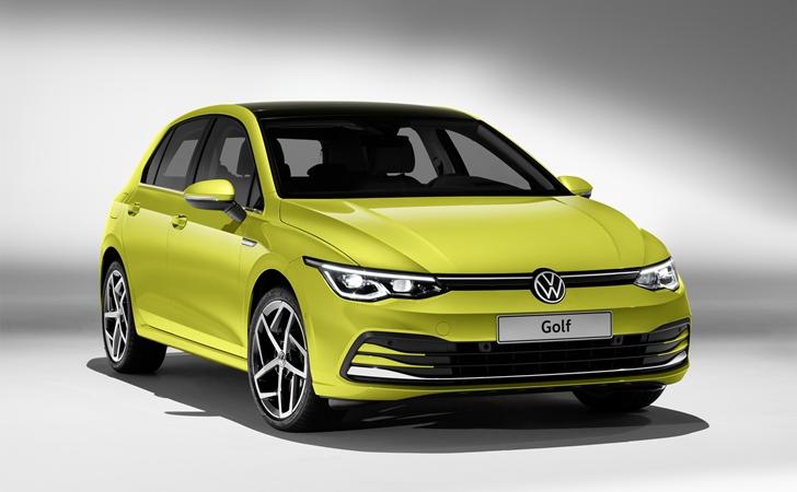 Ve işte karşınızda: VW Golf 8