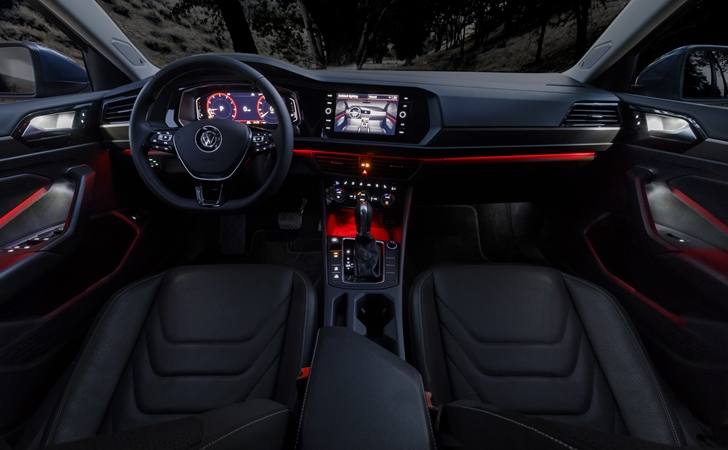 yeni kasa VW jetta 2019