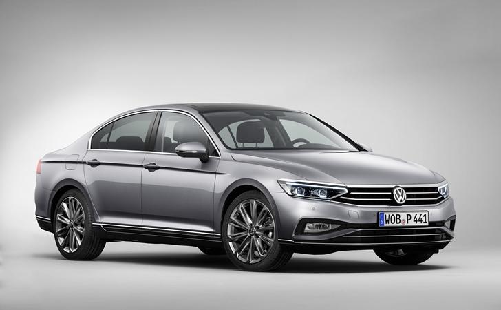 Satışa sunuldu: Makyajlı VW Passat
