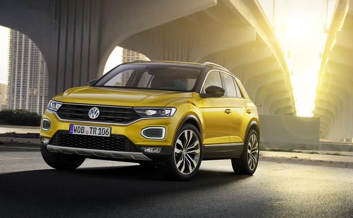 Ve işte karşınızda: VW T-Roc