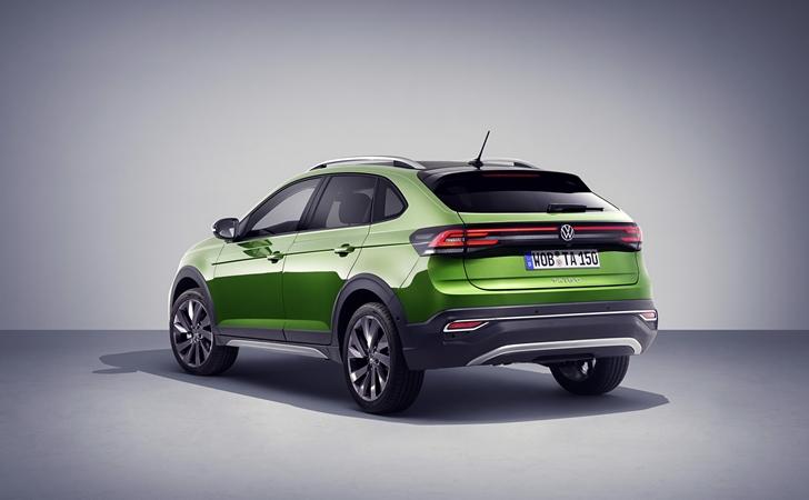 Nivus Avrupa'ya geldi: VW Taigo