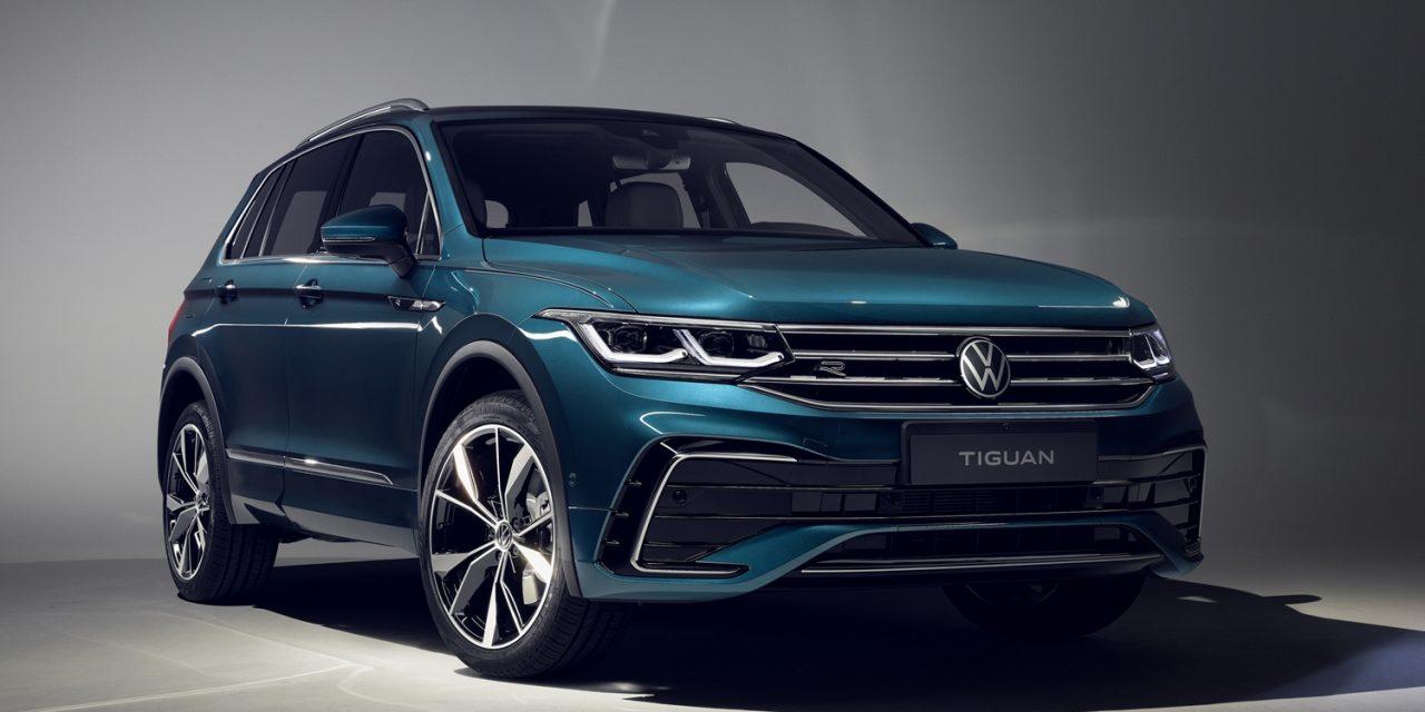 Satışa sunuldu: Makyajlı VW Tiguan