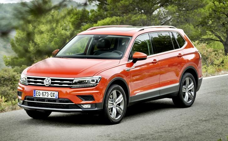 Satışa sunuldu: VW Tiguan Allspace