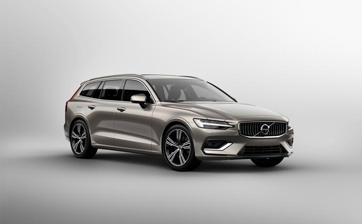 Ve işte karşınızda: Volvo V60