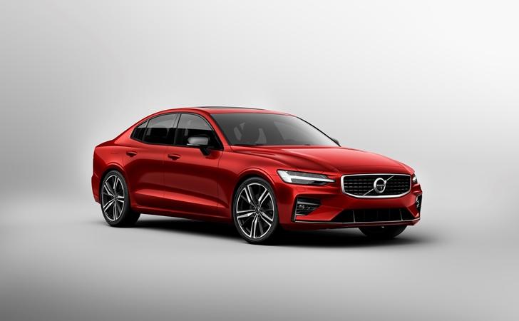 Şubat'ta satışa sunuluyor: Yeni nesil Volvo S60