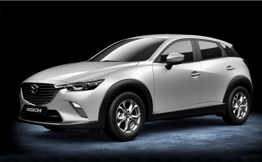 Bize de gelsin: Mazda CX-3 1.5