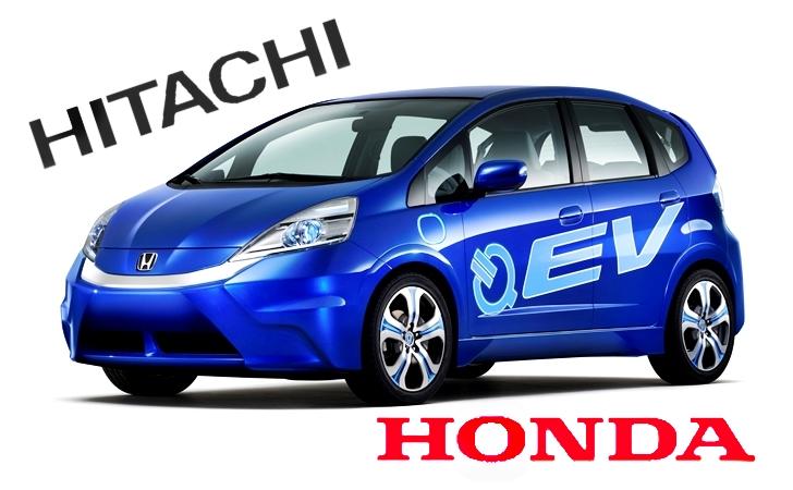 Honda ve Hitachi'den elektrik ortaklığı