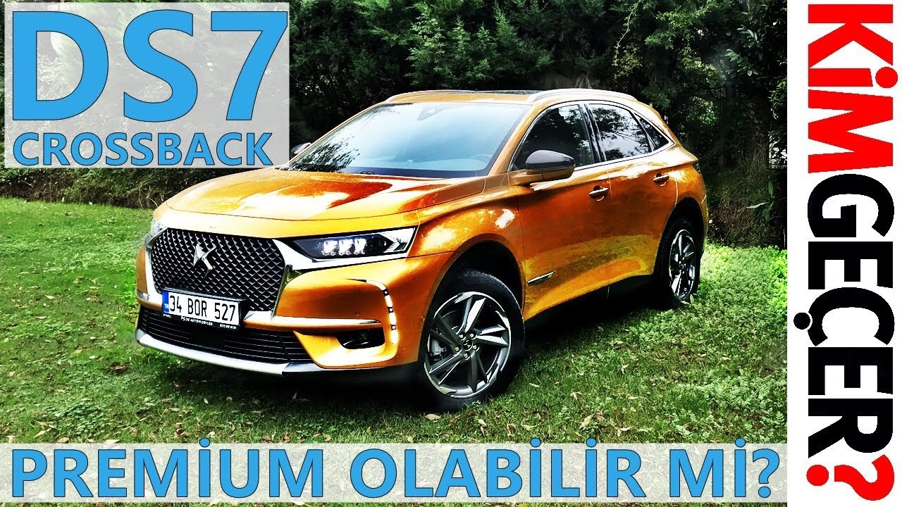 DS 7 Crossback PureTech 225 AT