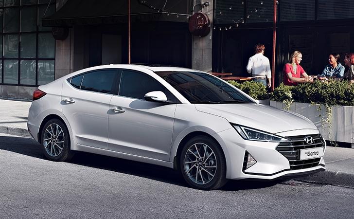 Satışa sunuldu: Makyajlı Hyundai Elantra