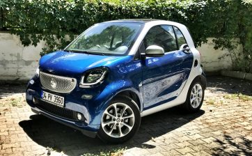 smart fortwo yorum